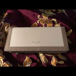 Kate Spade Margaux Color Block Wallet (NEW)